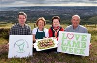 #LoveLambWeek: Sheep farmers call on consumers to put lamb back on plates