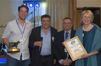 Scottish organic dairy farm wins Farm of the Year