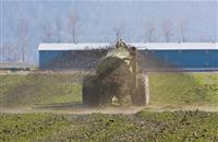 Farmers reminded of slurry guidance following wintry weather