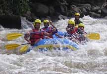 Nene White Water Rafting