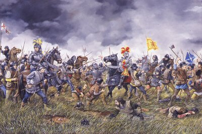Battle of Flodden Battlefield