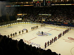 Nottingham Arena At National Ice Centre
