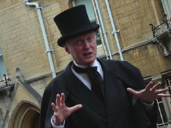 Bill Spectres Oxford Ghost Trails