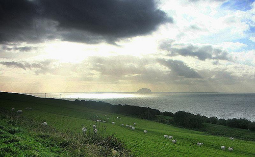 The Ayrshire Coastal Path
