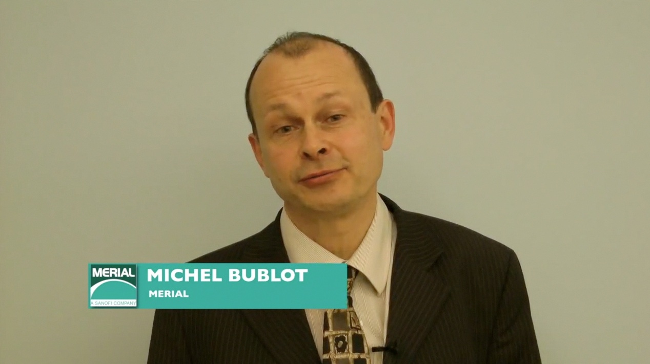 Michel Bublot: Merial Animal Health