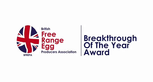 BFREPA Breakthrough of the Year Award