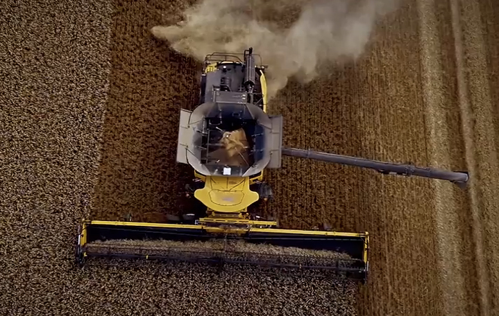 New Holland Guinness World Records attempt