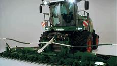 Fendt Katana 65 forage harvester trailer