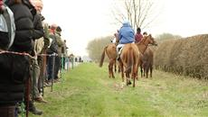 England's oldest horse race won by first time entrants