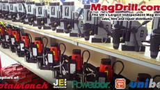 Rotabroach Puma Mag Drill Magnetic Drill Demo Information Video