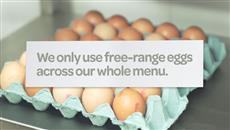 The story of McDonald's free-range eggs