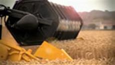 New Holland CR combine- Tons Better