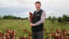 Multi-tier rearing units 'are better for the health and welfare of the birds'