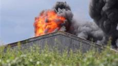 NFU Mutual warns of increasing threat to farms from fires and extreme weather
