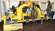YAMS17: Grange Machinery presents its low-disturbance toolbar