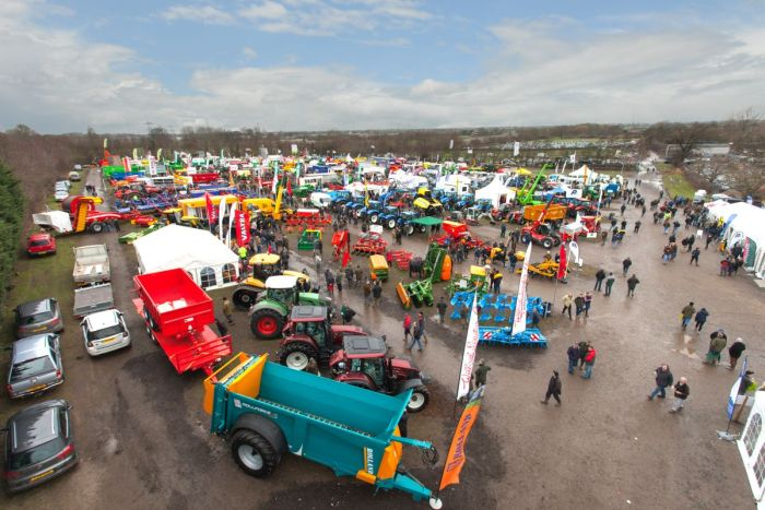 Yorkshire Agricultural Machinery Show 2017