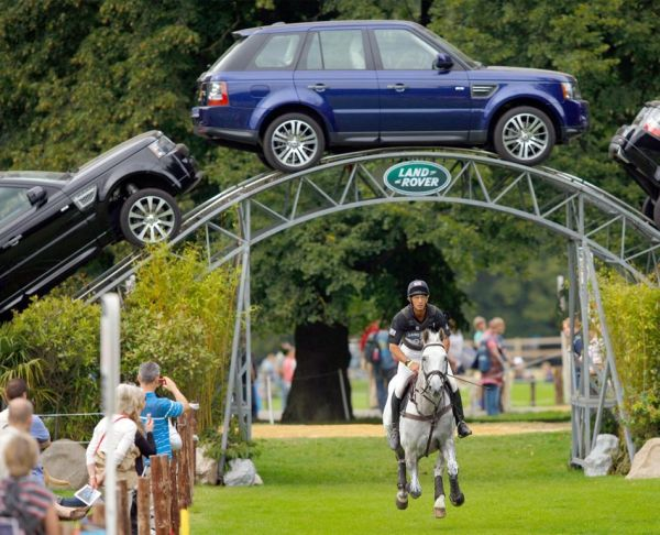 Land Rover Burghley Horse Trials 2016