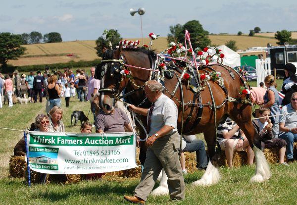 Aldborough and Boroughbridge Agricultural Show 2016