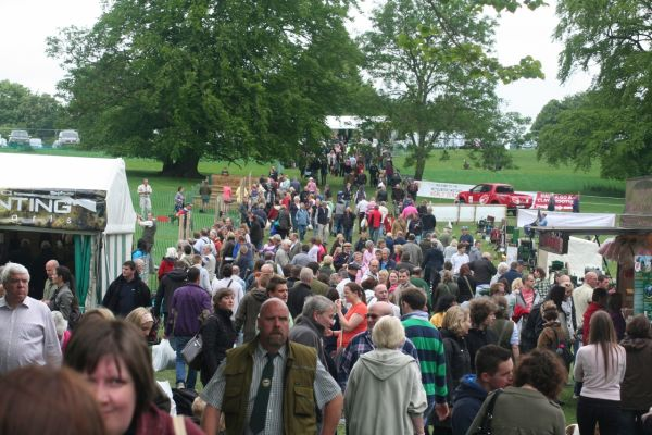 Highclere Game and Country Fair 2017