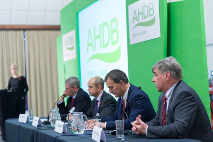 AHDB Meat Export Conference 2017