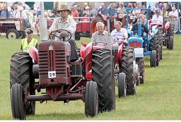 Honiton Agricultural Show 2016