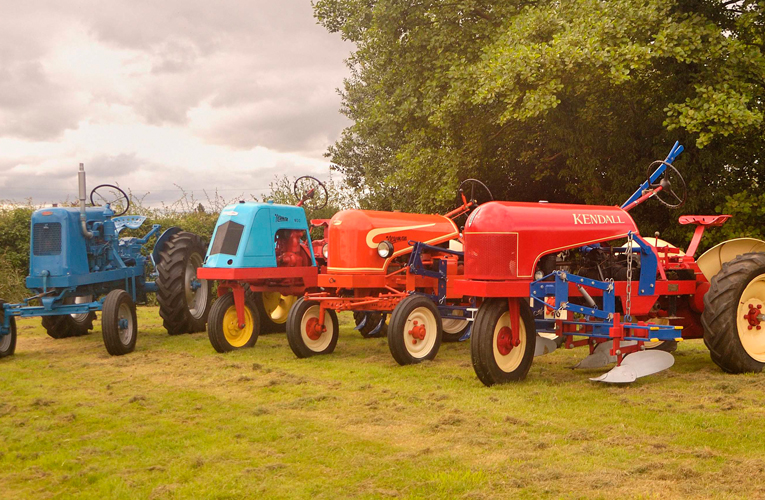 Newark Vintage Tractor and Heritage Show 2017