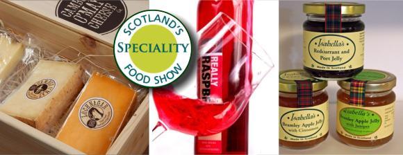 Scotland's Speciality Food Show 2017