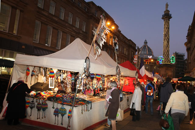 Newcastle International and Local Christmas Market