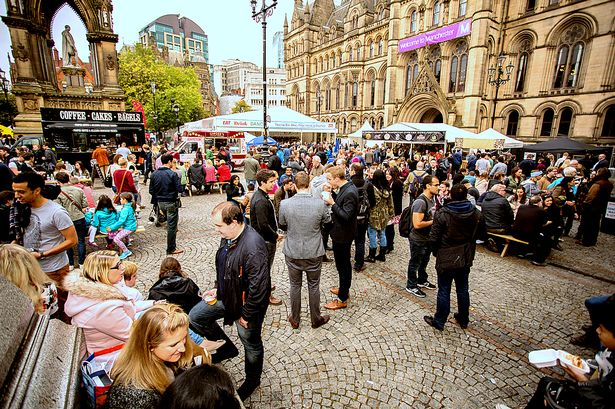 Manchester Food Festival 2016