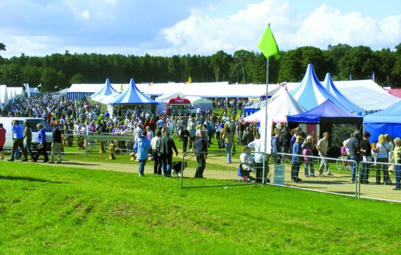 Thoresby Game & Country Fair 2017