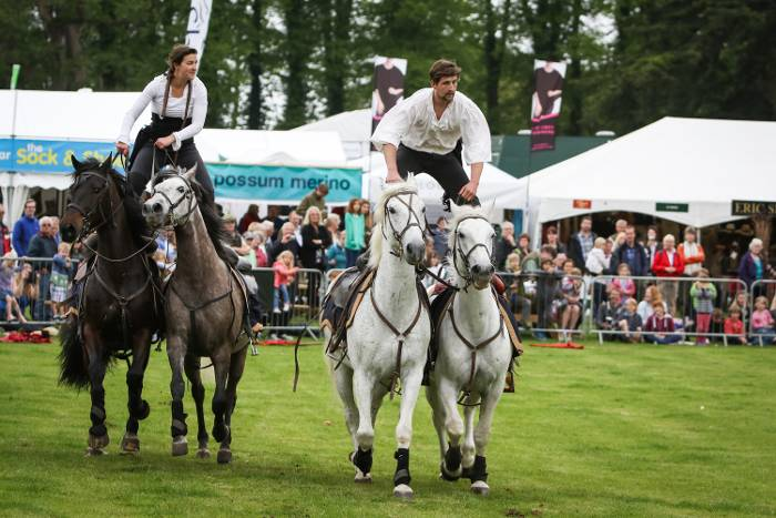 Broadlands Country Show 2017