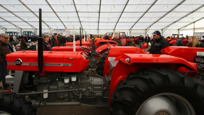 Autumn Tractor World Show 2016