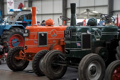 Newark Vintage Tractor and Heritage Show 2016