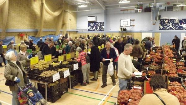Hampshire Potato Day 2017