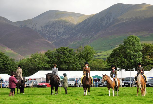 Keswick Agricultural Show 2015