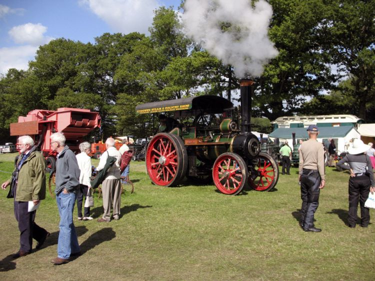 Rudgwick Steam & Country Show 2017