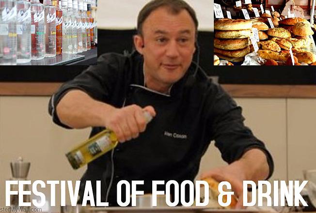 Newbury Festive Food and Drink Market