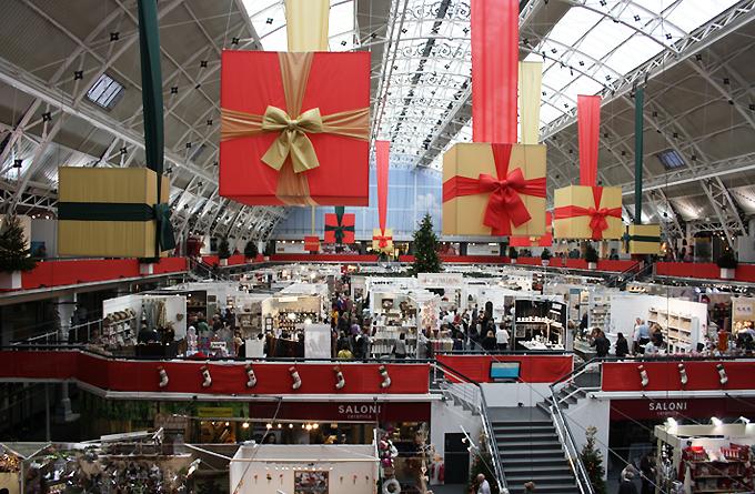 Country Living Christmas Fair 2016