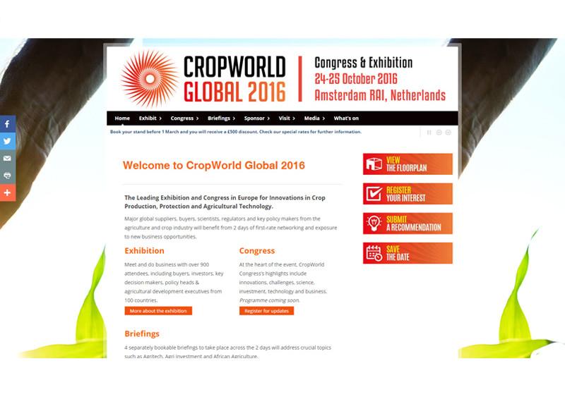 CropWorld Global 2016