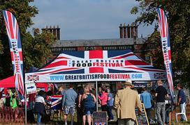 Great British Food Festival - Arley Hall