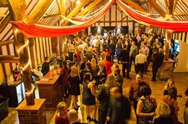 Knebworth Christmas Fair 2017