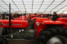 Spring Tractor World Show 2017