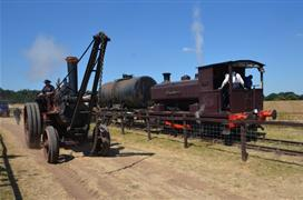 Weeting Steam Engine Rally