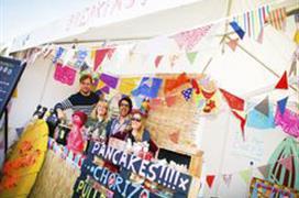 Foodies Festival, Southampton