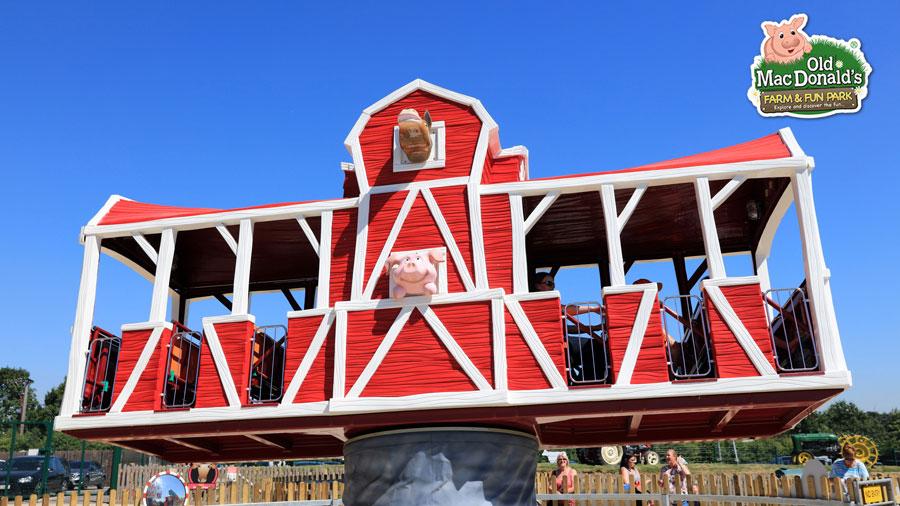 Old MacDonalds Farm & Fun Park