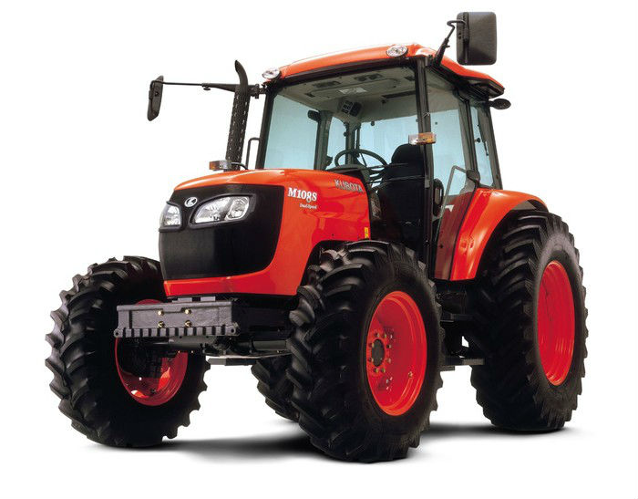 kubota m series m108s from farming uk. Black Bedroom Furniture Sets. Home Design Ideas