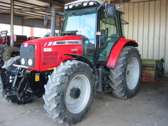 Massey Ferguson 6400 Series Dyna 6 6460 Dyna 6 From Farming Uk