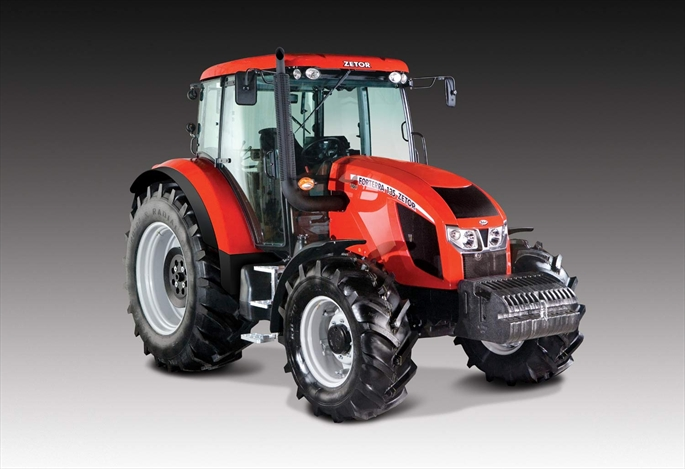 Zetor 135 16v