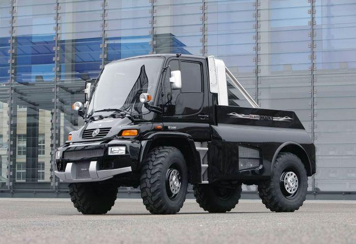 Mercedes-U500 Ag