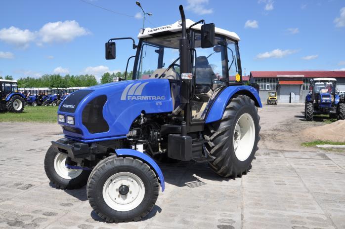 Farmtrac-670DT